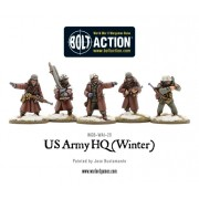 Bolt Action - US - HQ (Winter) pas cher