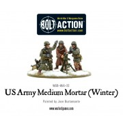 Bolt Action - US - Medium Mortar (Winter)