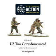 Bolt Action - US Army - Crew dismounted