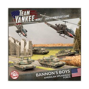 Team Yankee - Bannon's Boys