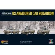 Bolt Action - US Armoured Car Platoon