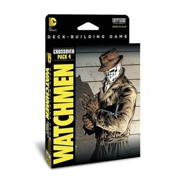 DC Comics Deck-Building Game: Crossover Pack 4 : Watchmen
