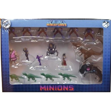Sentinel Miniatures - Minions (Painted)