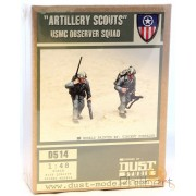 Dust - Artillery Scouts