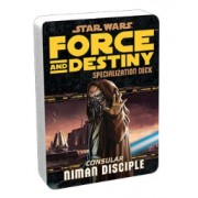 Star Wars: Force and Destiny - Niman Disciple Specialization Deck