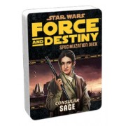 Star Wars: Force and Destiny - Sage Specialization Deck
