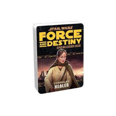 Star Wars: Force and Destiny - Healer Specialization Deck