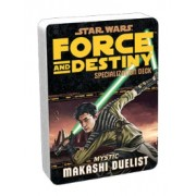 Star Wars: Force and Destiny - Makashi Duelist Specialization Deck