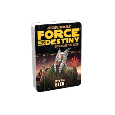 Star Wars: Force and Destiny - Seer Specialization Deck