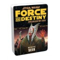 Star Wars: Force and Destiny - Seer Specialization Deck 0