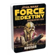 Star Wars: Force and Destiny - Advisor Specialization Deck