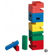 Tumbling Tower Colourful