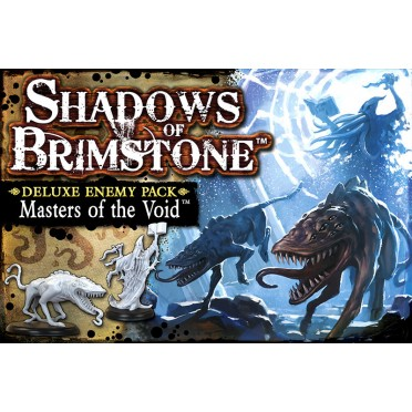 Shadows of Brimstone - Master of the Void - Deluxe Enemy Pack Expansion