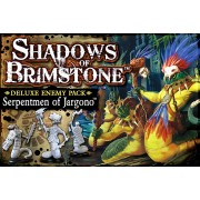 Shadows of Brimstone - Serpentmen of Jargono - Deluxe Enemy Pack Expansion
