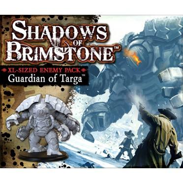 Shadows of Brimstone - Guardian of Targa XL Enemy Pack Expansion