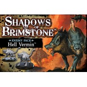 Shadows of Brimstone - Hell Vermin Enemy Pack Expansion