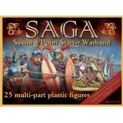 Boîte de bande Saxons ou Anglo-danois en plastique