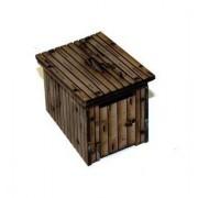 Wooden WC pas cher