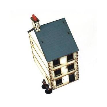 Grande maison à deux étages