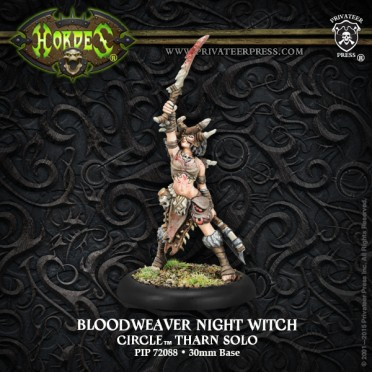 Hordes - Bloodweaver Night Witch