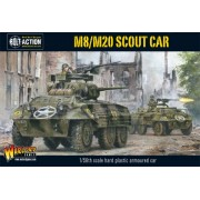 Bolt Action - M8/M20 Greyhound Scout Car