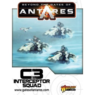 Antares : C3 Intercept Squad