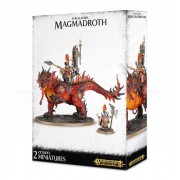 Age of Sigmar : Order - Fyreslayers Magmadroth
