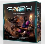 Faith - The Sci-fi RPG : Core Set