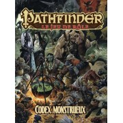 Pathfinder - Codex Monstrueux