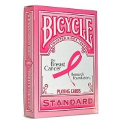 Bicycle Standard Rose - Breast Cancer