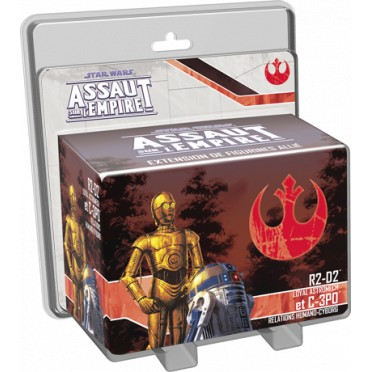Star Wars : Assaut sur l'Empire - R2D2 & C3PO