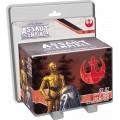 Star Wars : Assaut sur l'Empire - R2D2 & C3PO 0