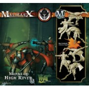 Malifaux 2nd Edition - Monks of High River