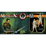 Malifaux 2nd Edition - Lone Swordsman