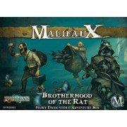 Malifaux 2nd Edition - Brotherhood of the Rat