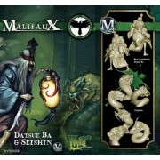 Malifaux 2nd Edition - Datsue Ba and Seishen
