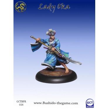 Bushido - Lady Oka