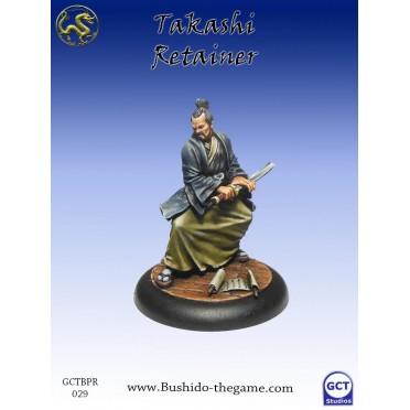 Bushido - Takashi Retainer