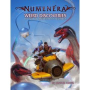 Numenera - Weird Discoveries