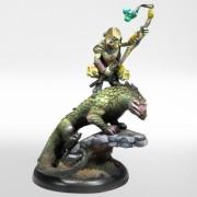 Eden - Booster Na'rgoth sur Varan bleu - Nephilim