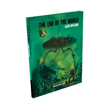 The End Of The World - Alien Invasion
