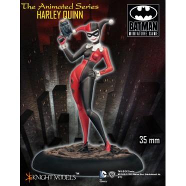 Batman - Animated Series : Harley Quinn