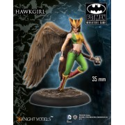 Batman - Hawkgirl