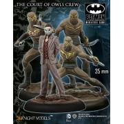 Batman - The Court of Owls Crew