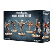 W40K : Adeptus Astartes Space Wolves - Wulfen