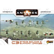 Antares : Concord Strike Squad