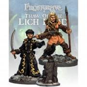 Frostgrave - Maître des corbeaux et Javelinier