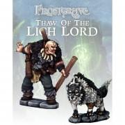 Frostgrave - Braconnier et Chien-loup