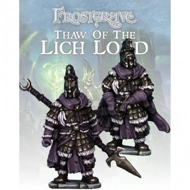 Frostgrave - Chevaliers Spectraux