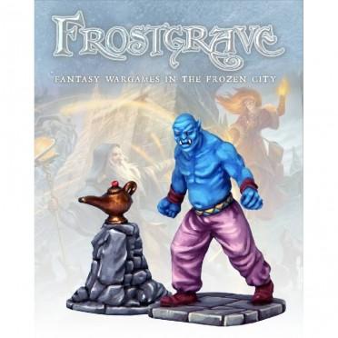 Frostgrave - Le Génie dans la lampe